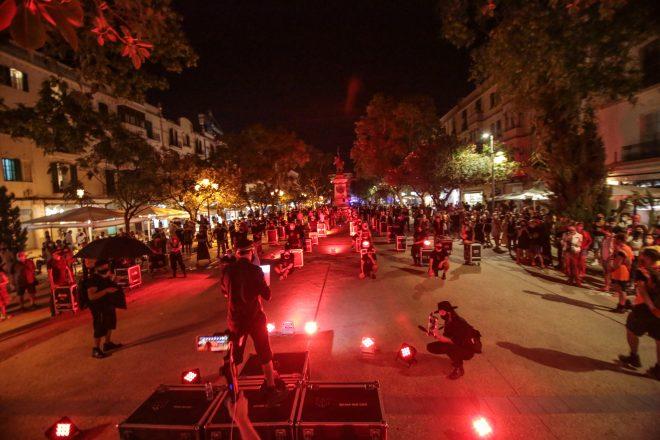 """La cultura de Ibiza se moviliza para denunciar que está """"al borde del colapso"""""""