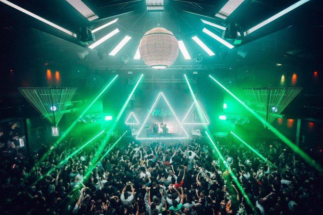 Line up completo del opening de Pyramid Ibiza