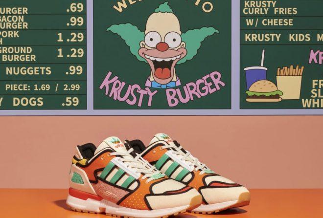 Te traemos la nueva colección de Adidas inspirada en Los Simpson