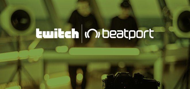 Beatport y Twitch unen fuerzas en una asociación exclusiva de Live Streaming