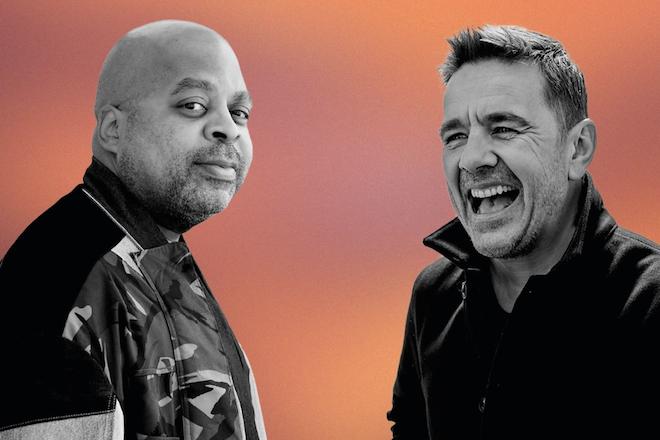 DJ Bone & Friends lleva a Laurent Garnier a Amsterdam