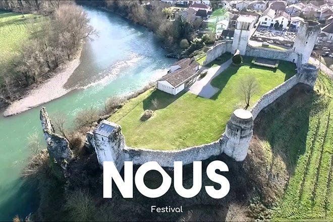 Nous festival un festival con un line up de lujo en el castillo de Bellocq