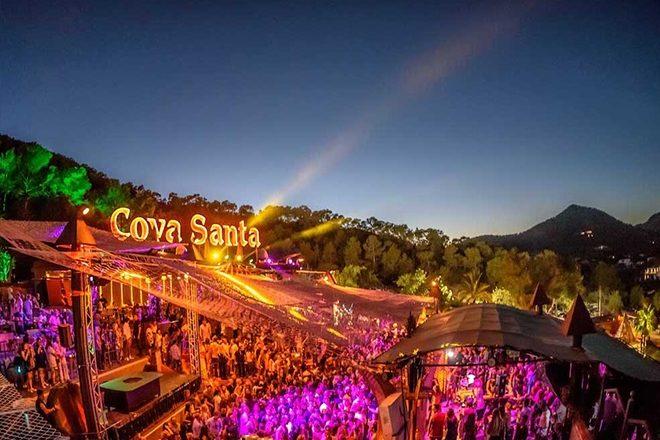 Cova Santa abrirá sus puertas el 1 de julio en Ibiza.