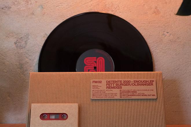REVIEW: Detente 2020 - Enough ft. Afu-Ra & Charlie One [FM Label]