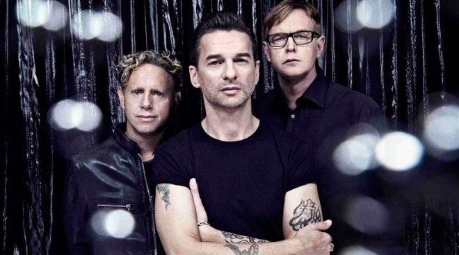 Live Nation te trae esta noche a Depeche Mode en concierto en su canal de YouTube