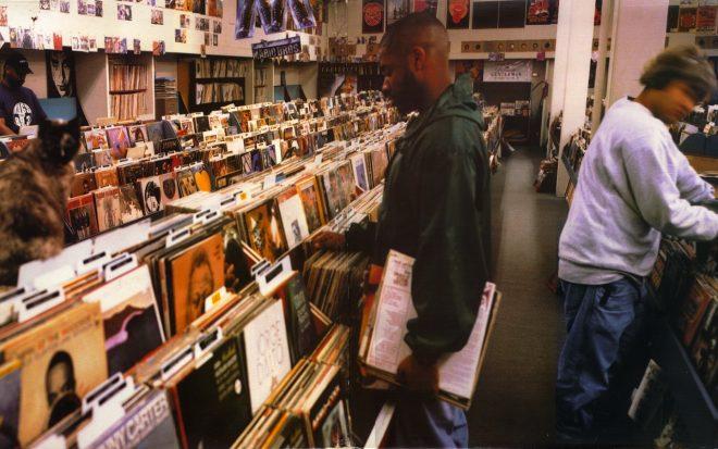 DJ Shadow celebra los 25 años de su icónico LP 'Endtroducing'