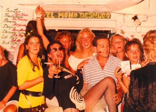 Premiere en Ibiza del libro 'BALEARIC. HISTORIA ORAL DE LA CULTURA DE CLUB EN IBIZA'