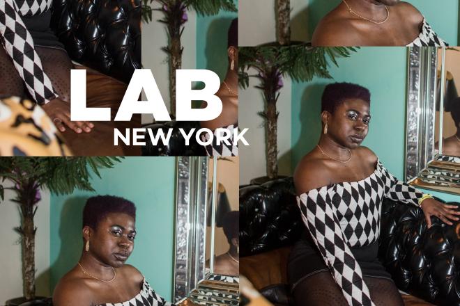 Dee Diggs en The Lab NYE