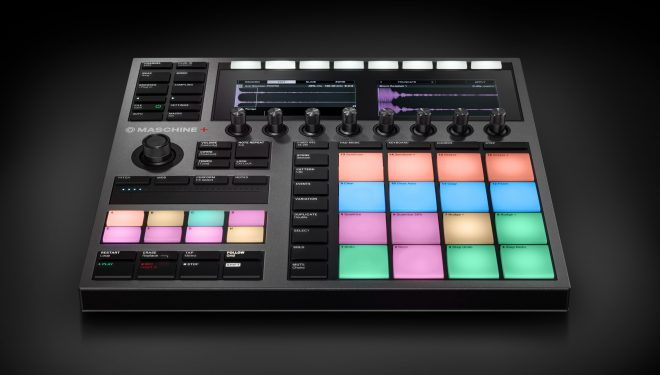 microFusa y Native Instruments te invitan a descubrir la nueva Maschine+ y la suite de producción Komplete 13, de la mano del Beatmaker Ander Draw.