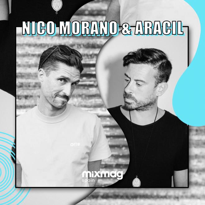 Nico Morano y Aracil presentan nuevo EP y un mix exclusivo para Mixmag Spain