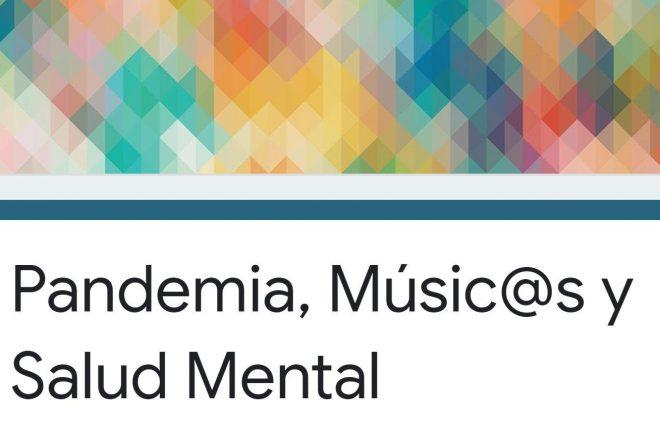 Una encuesta sobre #MusicaSaludMental recopila información sobre cómo la pandemia ha afectado a lxs músicxs en su actividad artística y salud mental.
