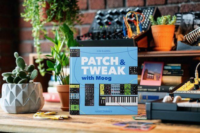 Este nuevo libro te dirá todo lo que siempre has querido saber sobre los sintes analógicos semimodulares Moog