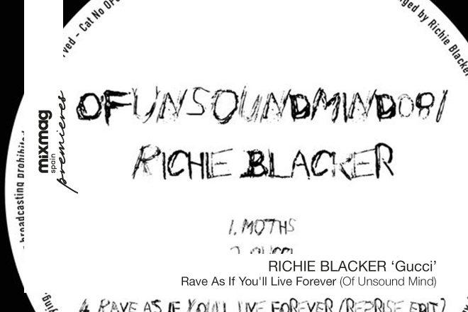 PREMIERE: Richie Blacker - Gucci [Of Unsound Mind]