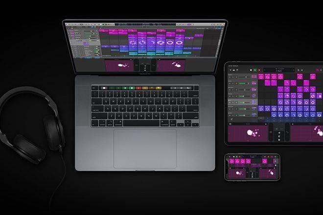 Apple se desarrolla la actualización principal logic pro x