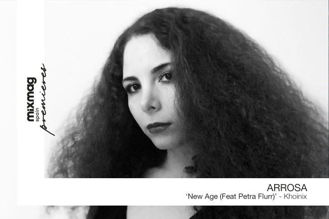 PREMIERE: Arrosa - New Age (Feat Petra Flurr) [Khoinix]