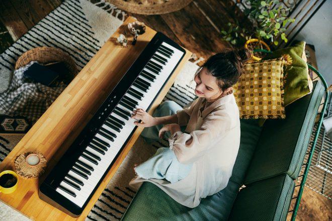CASIO MUSIC presenta sus nuevos pianos digitales.