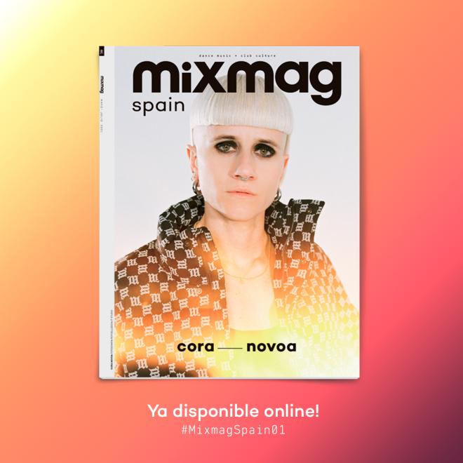 Ya está online #MixmagSpain01