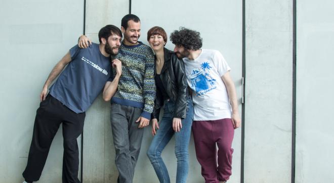 El colectivo berlinés Slow Life por primera vez al completo en Madrid para Sigh Club