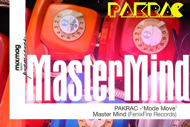 PREMIERE: Pakrac - Mode Move [FenixFire Records]