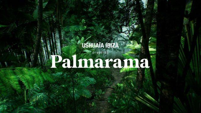 """Palmarama es la nueva serie de eventos """"únicos"""" de Usuhaia Ibiza"""