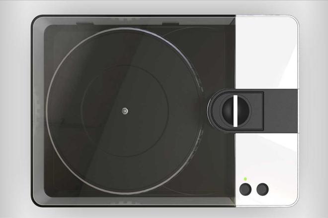 Fabrica tus propios discos de vinilo en casa con esta nueva máquina