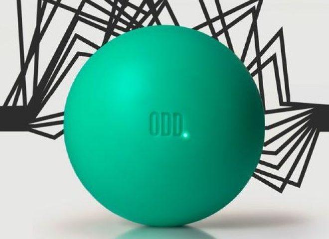 Haz música de manera intuitiva y divertida botando una ODD Ball