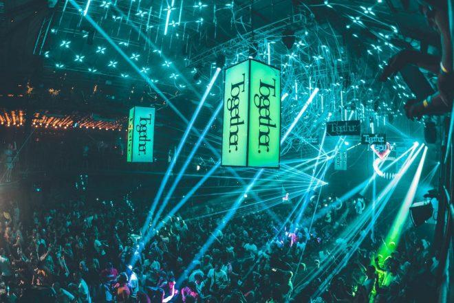 10 fiestas para los 10 años de Together en Ibiza