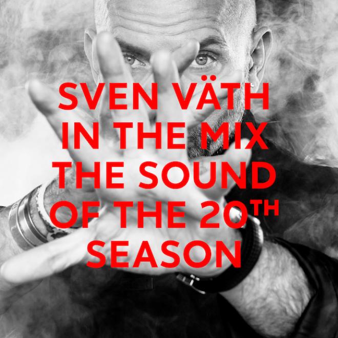 Sven Väth lanza el sonido de Cocoon Ibiza con The Sound Of The 20th Season