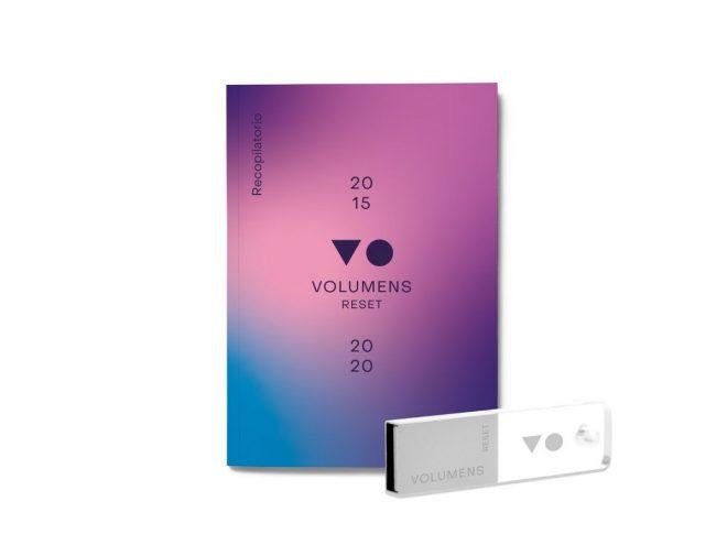 VOlumens lanza un recopilatorio que resume sus primeras cinco ediciones en una edición limitada con un USB Drive de diseño.
