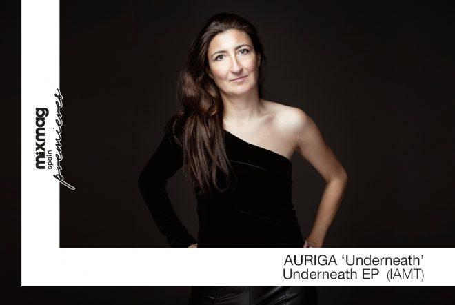 PREMIERE: Auriga - Underneath [IAMT]