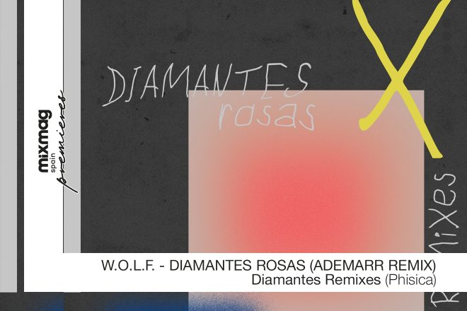 REVIEW: W.O.L.F. - Diamantes Rosas (Ademarr Remix)[Phisica]